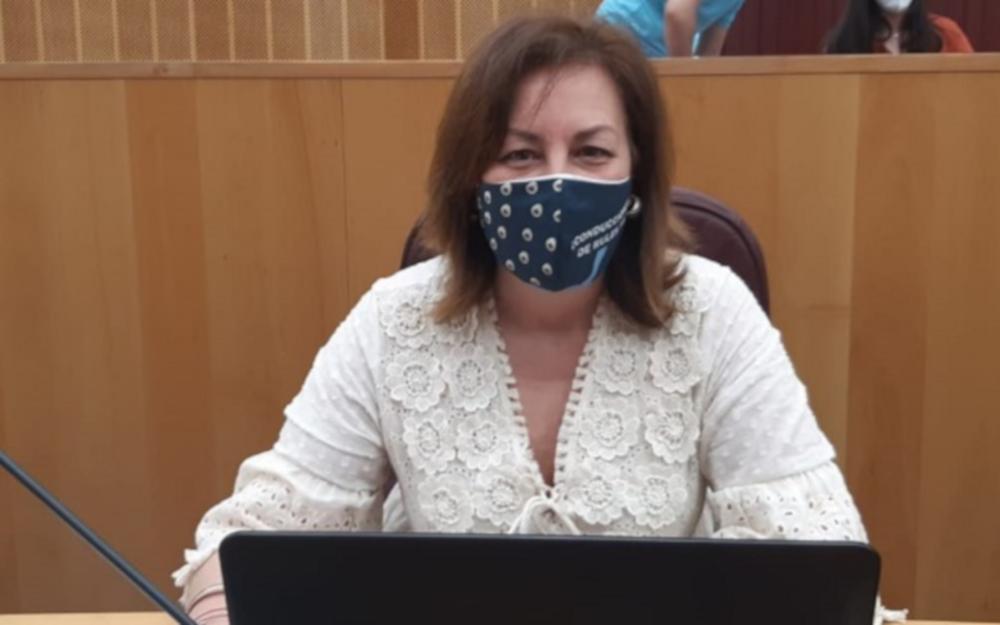 VOX trasladará las manifestaciones que exigen las conducciones de Rules al pleno de Diputación