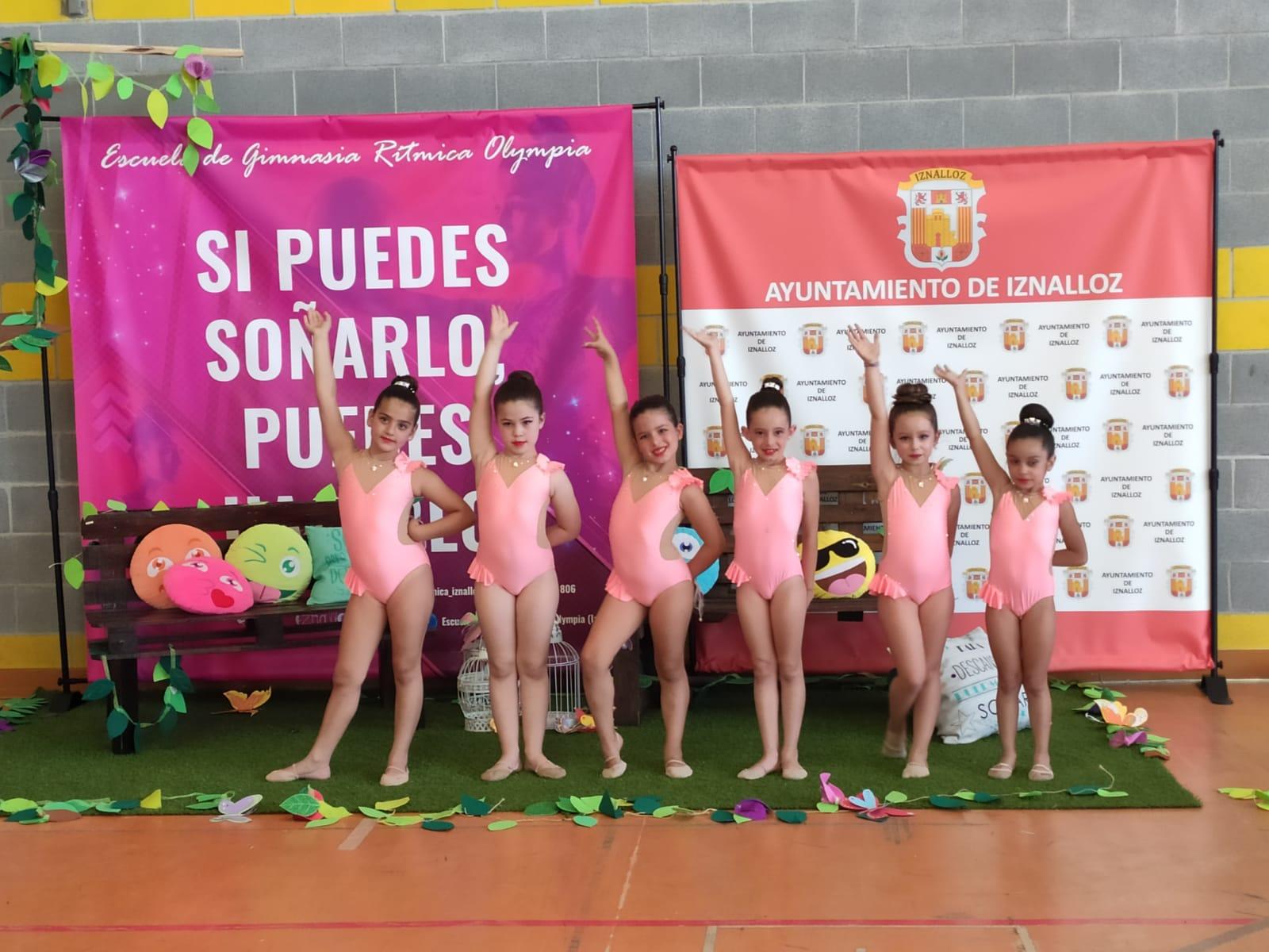 El Club Gimnasia Rítmica Costa Tropical obtiene medallas de oro y plata en la tercera parte del Circuito Diputación