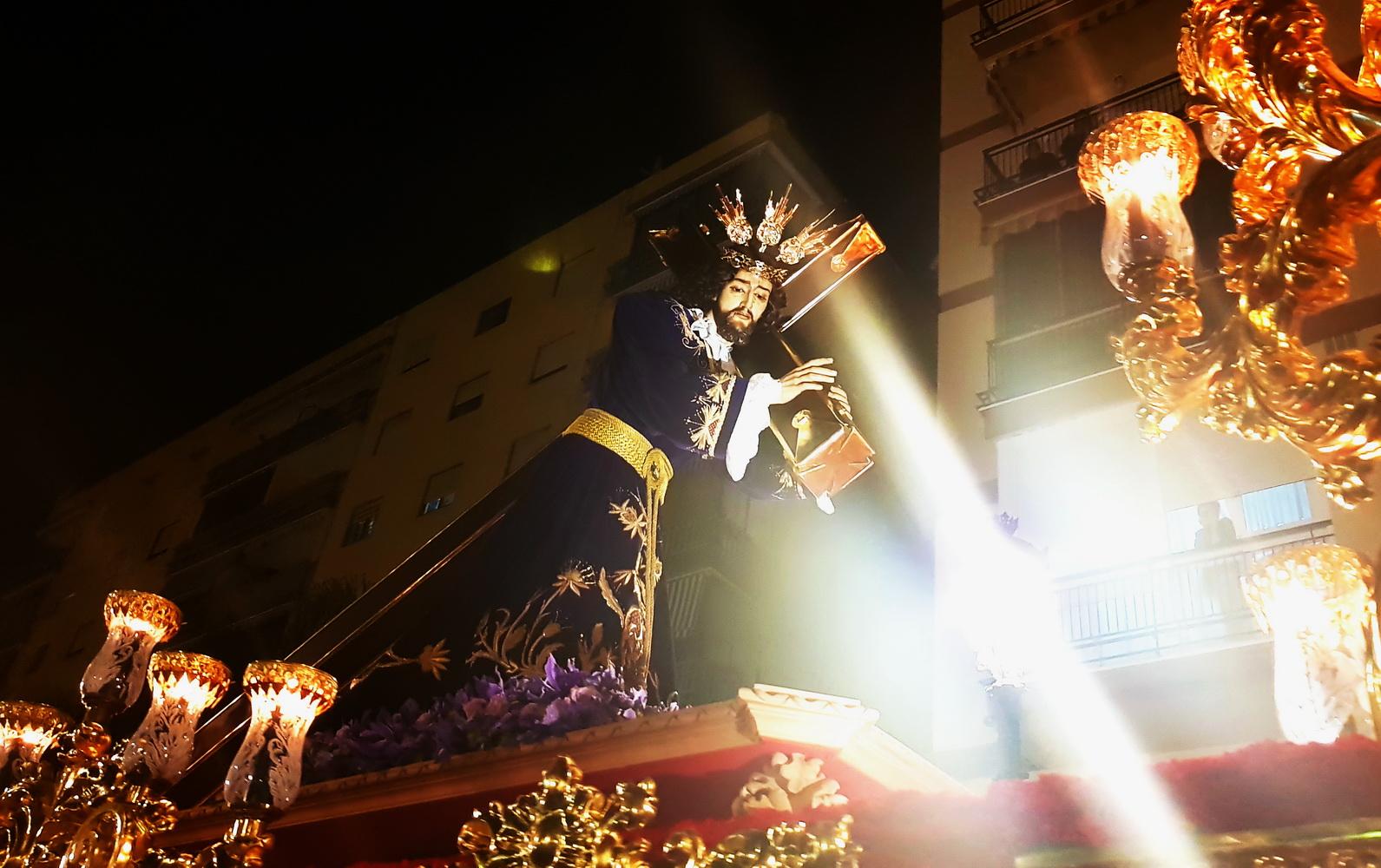 La cofradía del Nazareno de Almuñécar inicia los preparativos para conmemorar su 75 aniversario