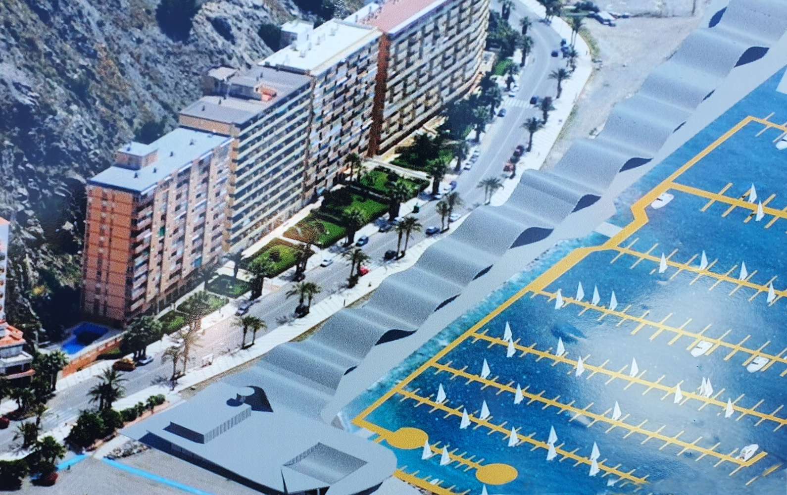 La Junta autoriza la intervención arqueológica para la construcción del Puerto Marina Urbana de Almuñécar.