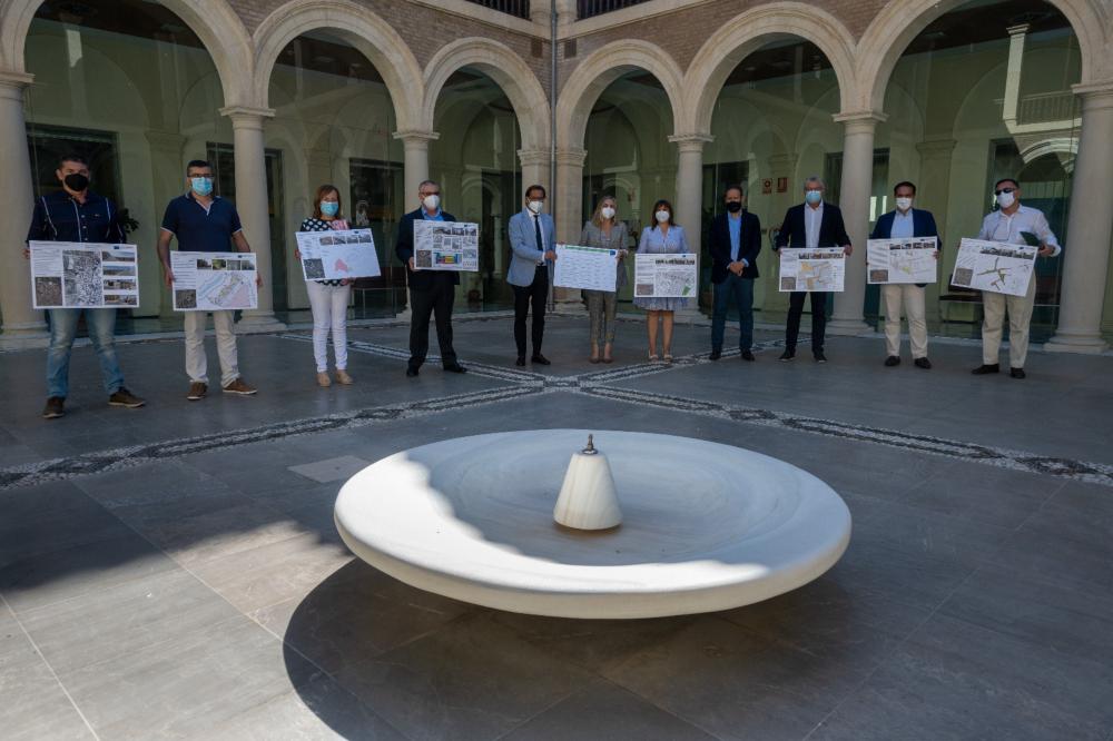 Motril entre los siete municipios granadinos en los que la Junta invertirá 1,4 millones en la regeneración de calles y plazas.