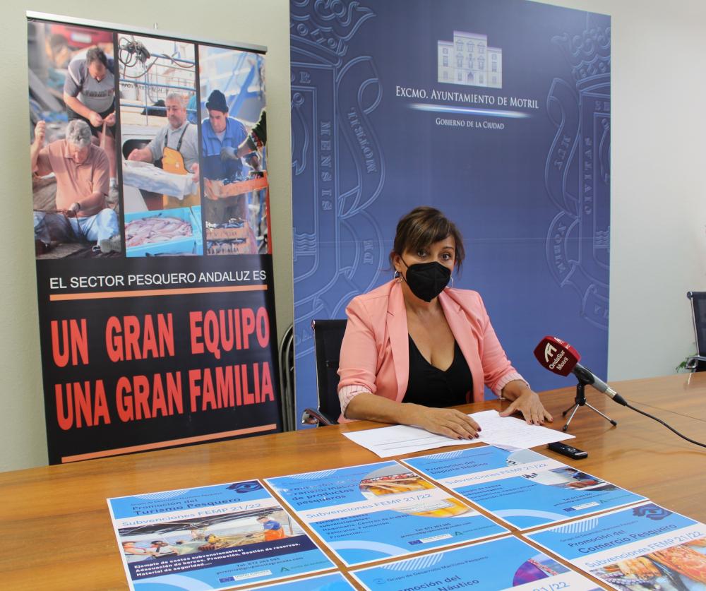 Las subvenciones del Fondo Europeo Marítimo Pesquero dejarán en la costa casi 700.000 euros en 2021-22