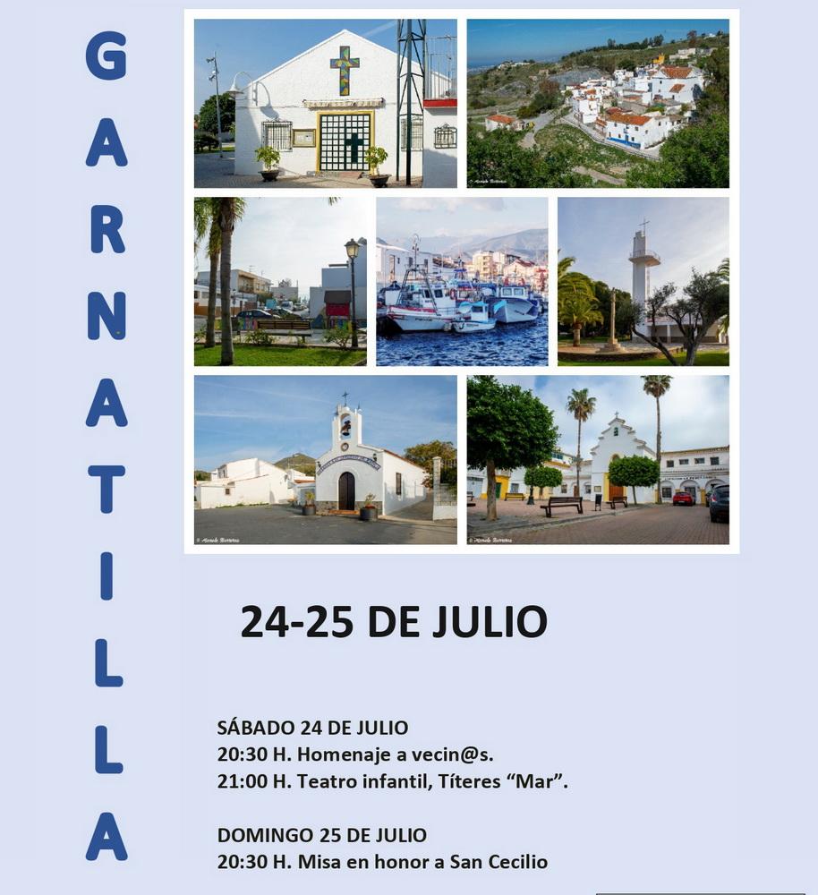 El barrio del Cerrillo y el anejo de La Garnatilla conmemoran sus fiestas con responsabilidad y nostalgia