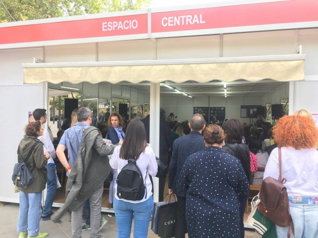 La 39ª edición de la Feria del Libro de Granada basa su programa en la diversidad y apuesta por el cambio sostenible