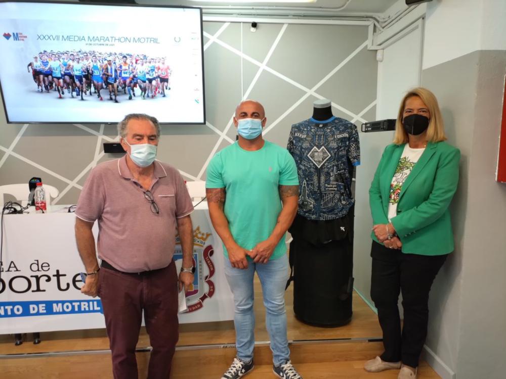 La emblemática Media Maratón de Motril vuelve a celebrarse el próximo 31 de octubre