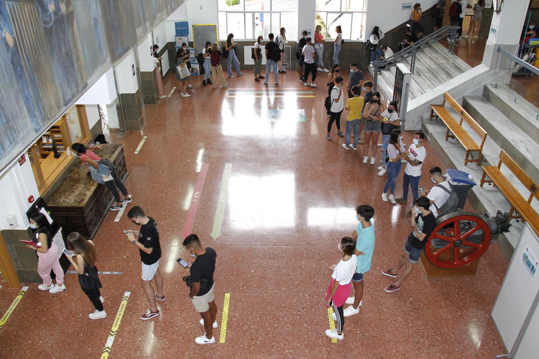 La Universidad de Granada comienza hoy el curso académico.