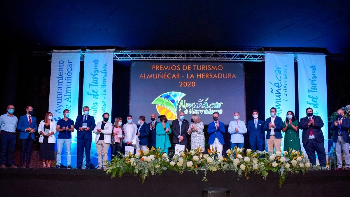 El PMT Almuñécar entrega este jueves los premios de Turismo 2021