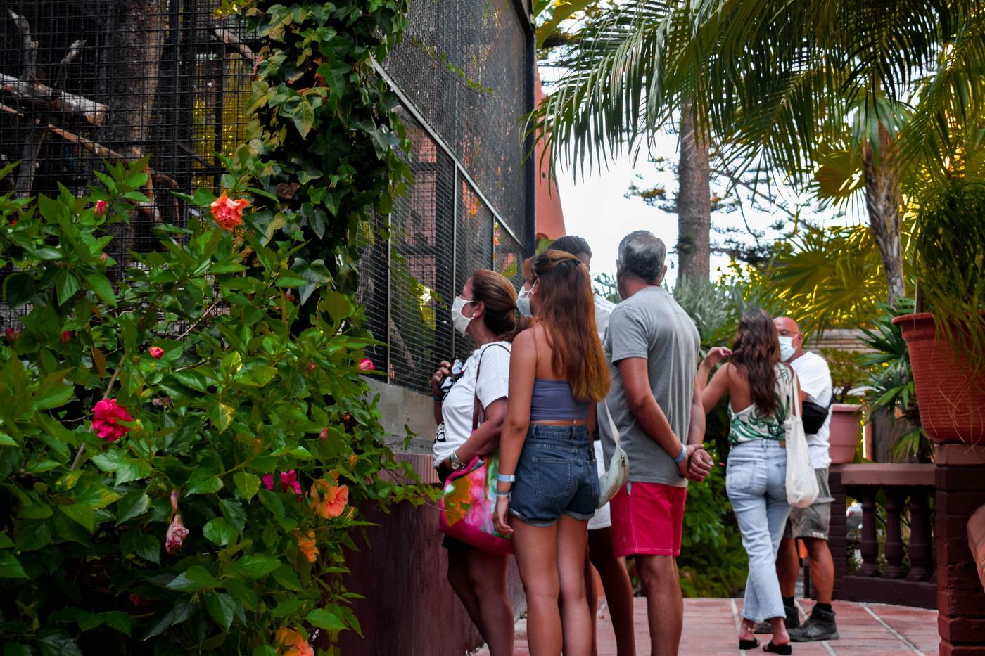 Vecinos y visitantes han podido conocer los museos y centros turísticos de Almuñécar y La Herradura de forma gratuita.