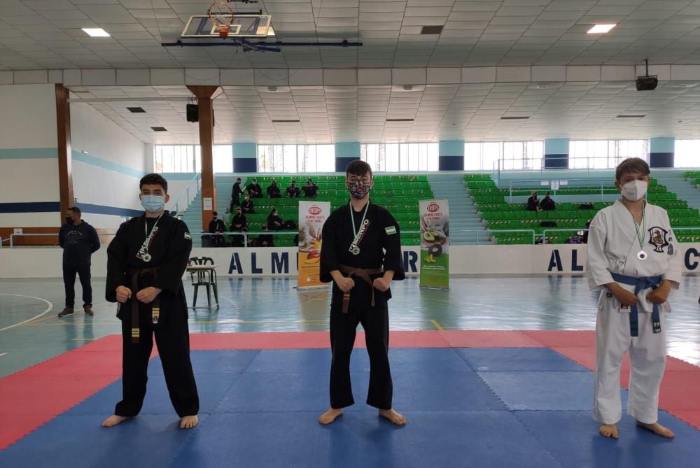 El Campeonato de Andalucía de Kenpo 2021 se celebra este sábado en Almuñécar